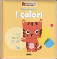 Beniamino scopre i colori. Ediz. illustrata