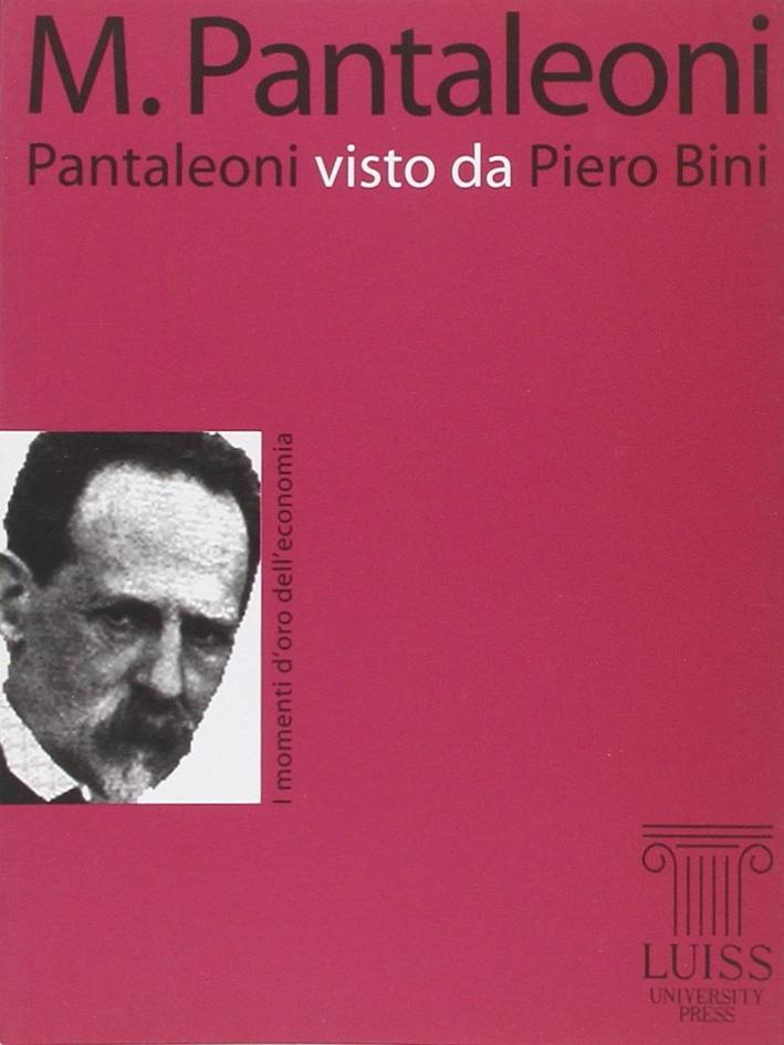 Pantaleoni visto da Piero Bini.