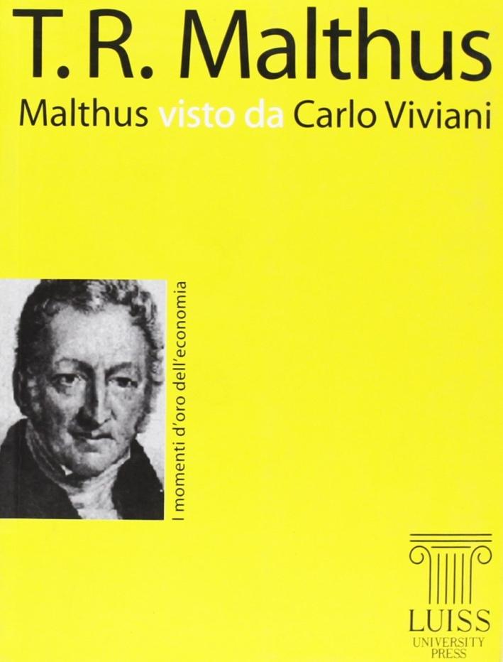 Malthus visto da Carlo Viviani.