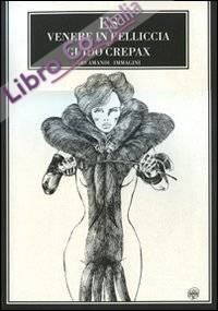 Venere in pelliccia di Guido Crepax.