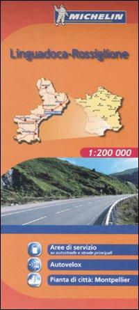 Linguadoca-Rossiglione 1:200.000