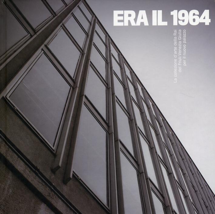 Era il 1964. La collezione d'arte della Rai del Friuli Venezia Giulia per il nuovo palazzo