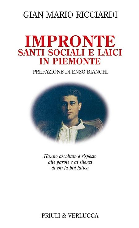 Impronte. Santi sociali e laici in Piemonte.