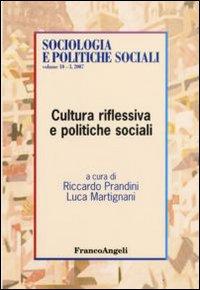 Cultura riflessiva e politiche sociali