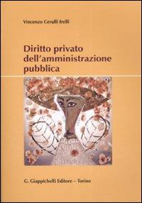Diritto privato nell'amministrazione pubblica