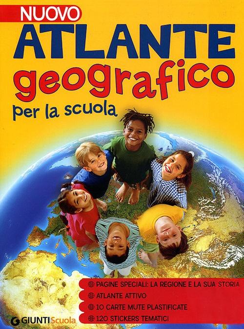 Nuovo Atlante Geografico per la Scuola