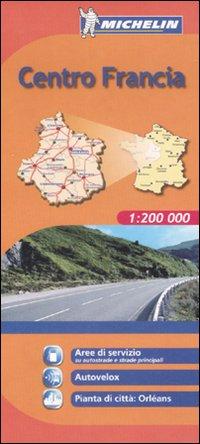 Centro Francia 1:200.000