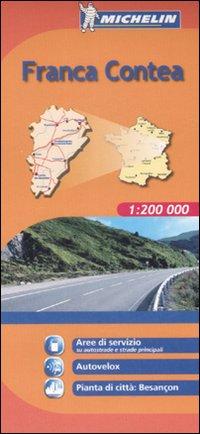 Franca contea 1:200.000