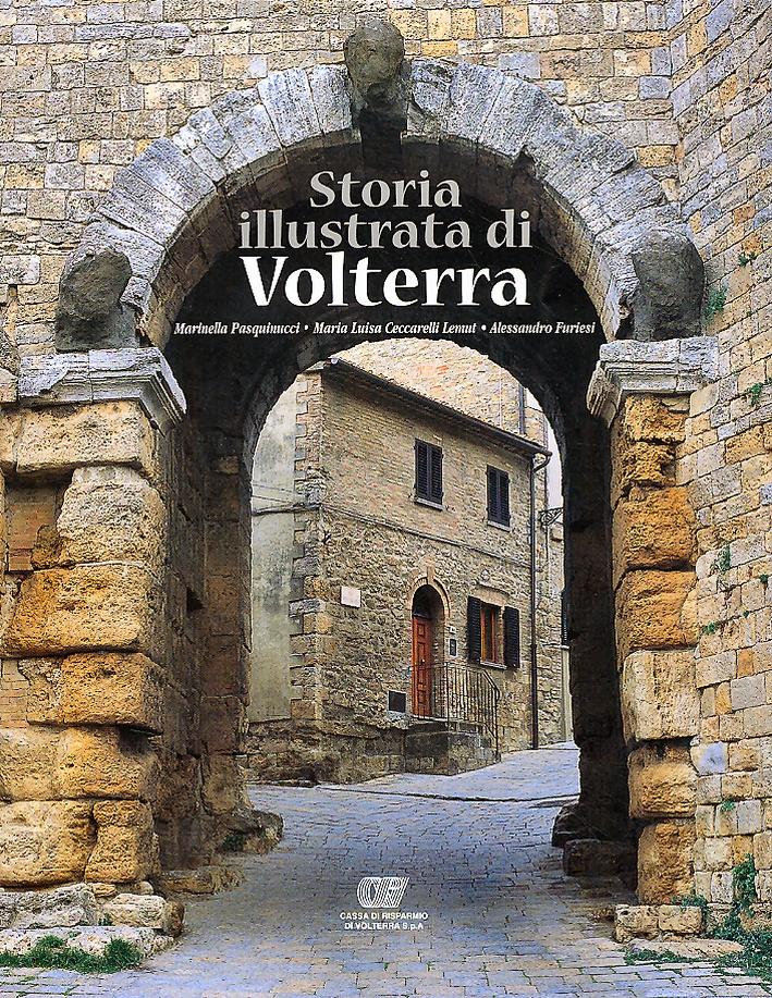 Storia illustrata di Volterra