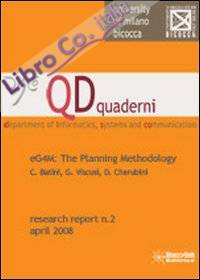EG4M. The planning methodology