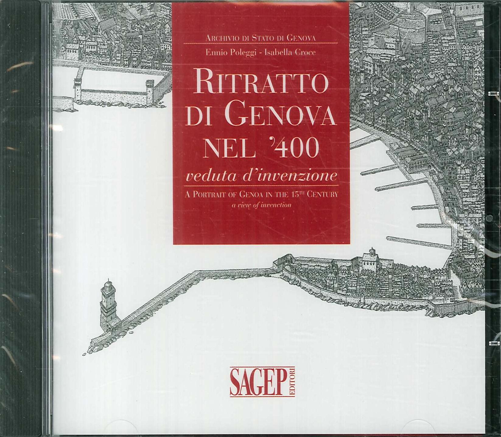Ritratto di Genova nel '400. Veduta d'invenzione. [CD-ROM]