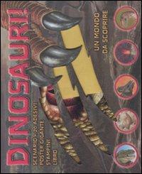Dinosauri. Con poster. Ediz. illustrata