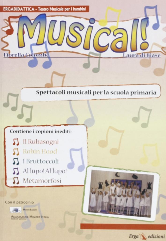 Musical! Spettacoli musicali per la Scuola primaria