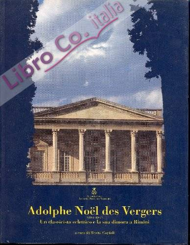 Adolphe Noël des Vergers