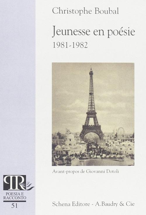 Jeunesse en poesie 1981-1982.