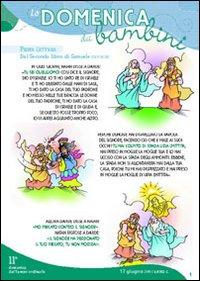 Domenica dei bambini romano. Anno C. Tempo ordinario