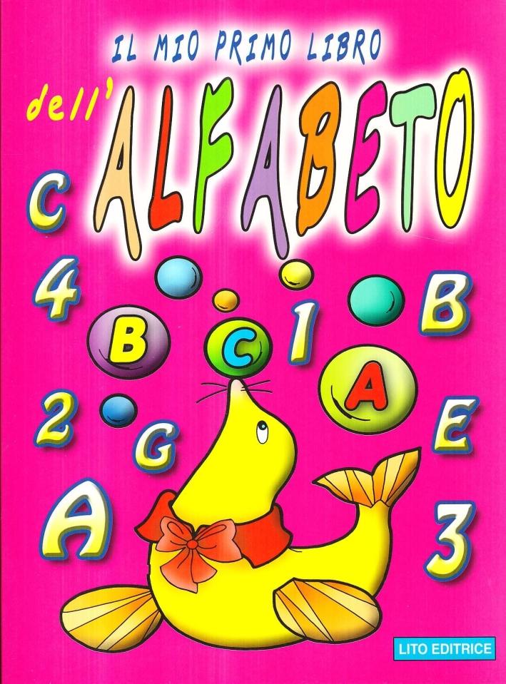 Il mio primo libro dell'alfabeto. Ediz. illustrata