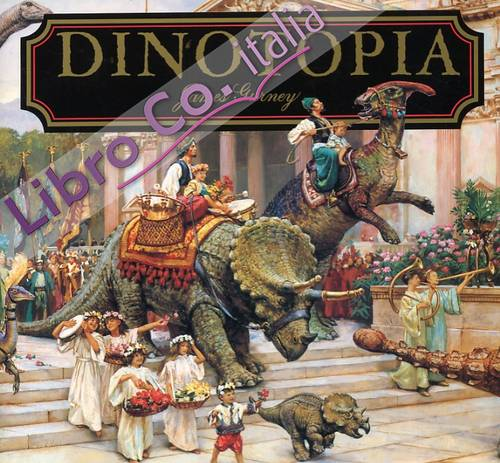 Dinotopia. A Land Apart from Time. [Children book]
