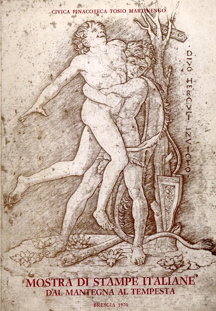 Mostra di stampe italiane dal Mantegna al Tempesta