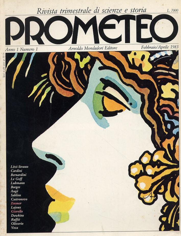 Prometeo. Anno 1. Numero 1. Febbraio-aprile 1983