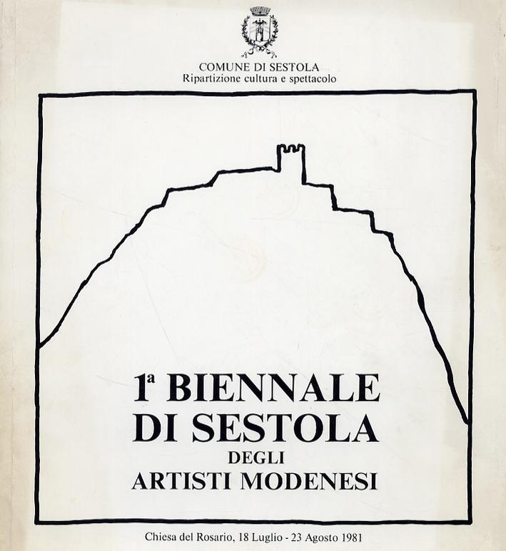1° biennale di Sestola degli artisti modenesi