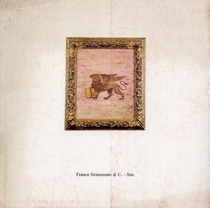 Asta di libri antichi, libri d'arte, edizioni di pregio. Settembre 1982