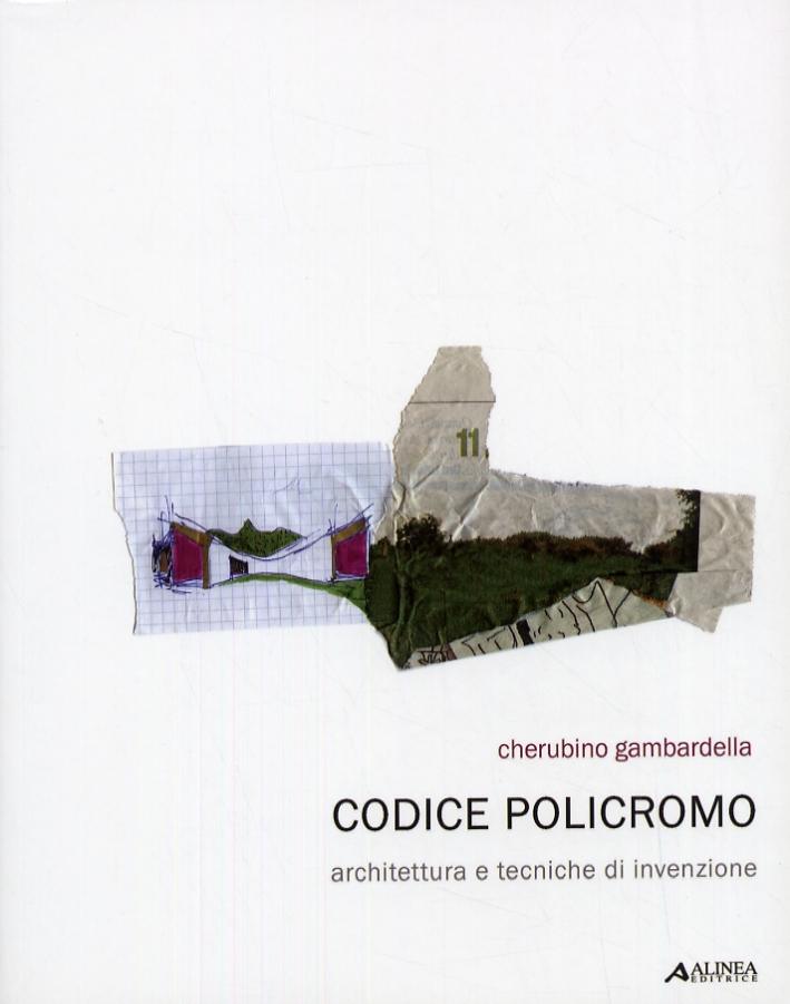 Codice policromo. Architettura e tecniche di invenzione