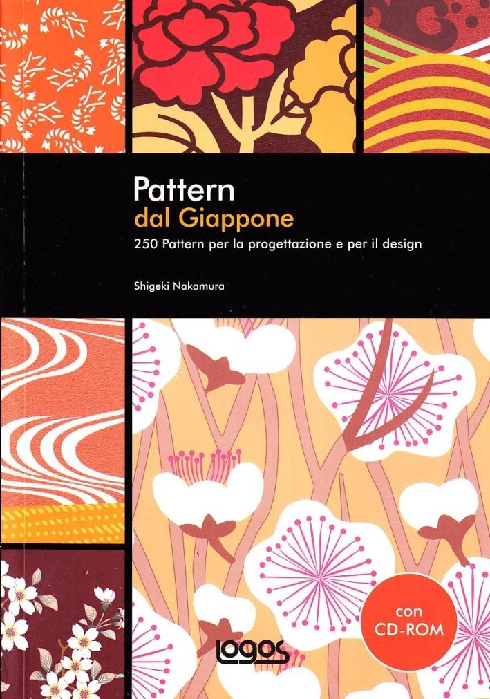 Pattern dal Giappone. Ediz. illustrata. Con CD-ROM