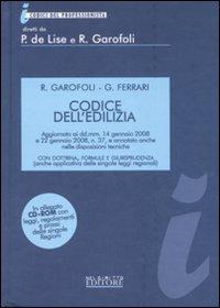 Codice dell'edilizia. Con CD-ROM