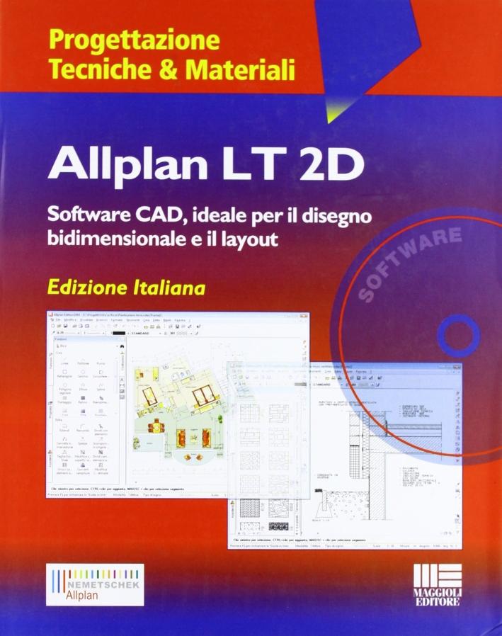 Allplan LT 2D. Con CD-ROM