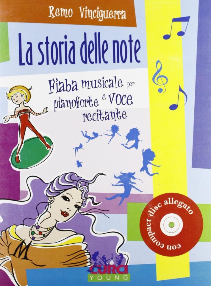 La storia delle note. Con CD