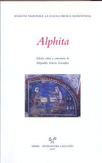 Alphita. Ediz. spagnola e latina.