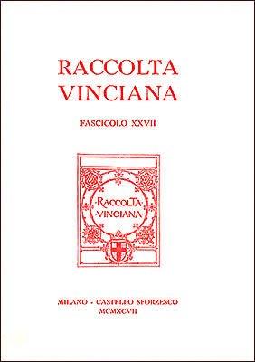 Raccolta Vinciana (1997). Vol. 27.