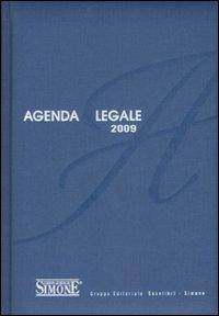 Agenda legale 2009. Con CD-ROM