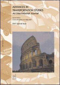 Advances in trasportation studies. An international journal (2007).