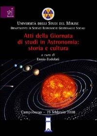 Astronomia. Storia e cultura