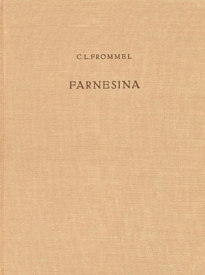 Die farnesina und peruzzis architektonisches fruhwerk