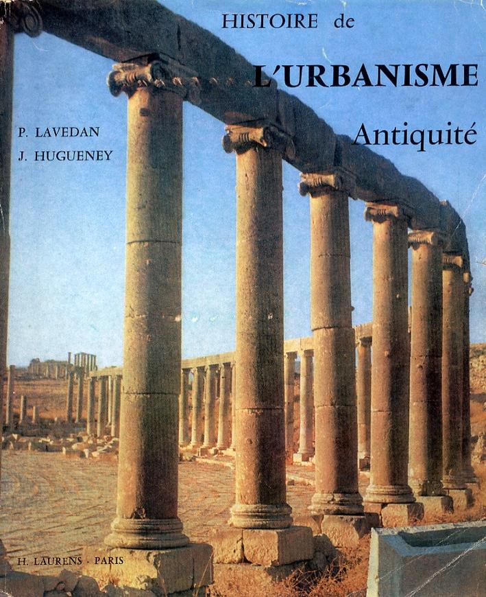 Histoire de l'urbanisme. Antiquité.