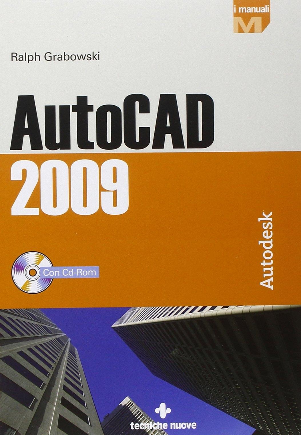 AutoCAD 2009. Con CD-ROM.