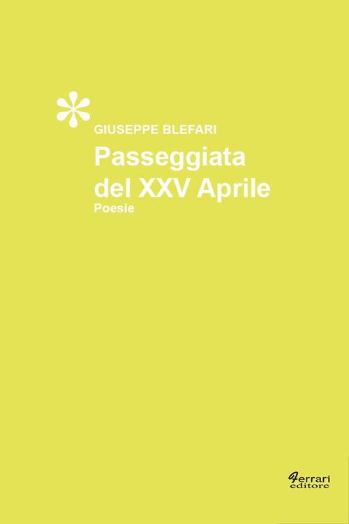 Passeggiata del XXV aprile.