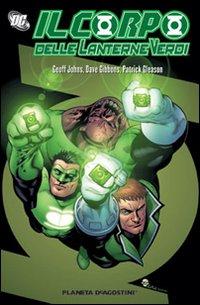 Il corpo delle lanterne verdi. Vol. 1.