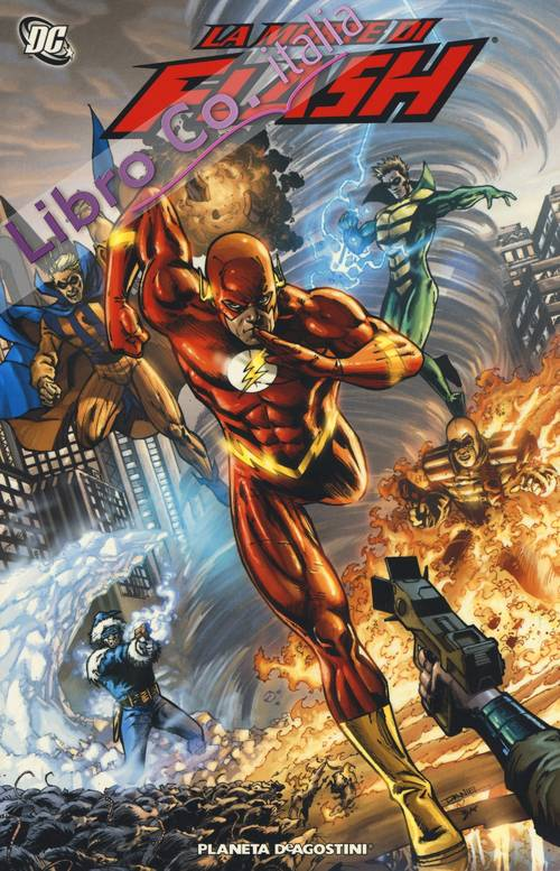 La morte di Flash.