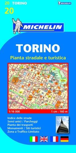 Torino 1:16.000.