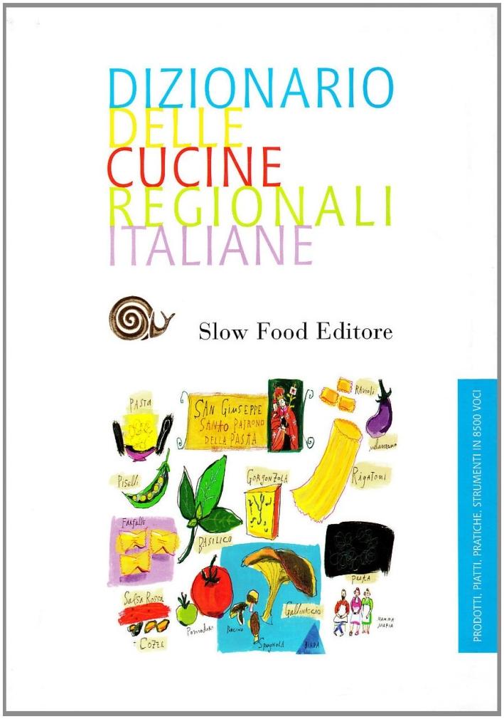 Dizionario della cucina regionale italiana