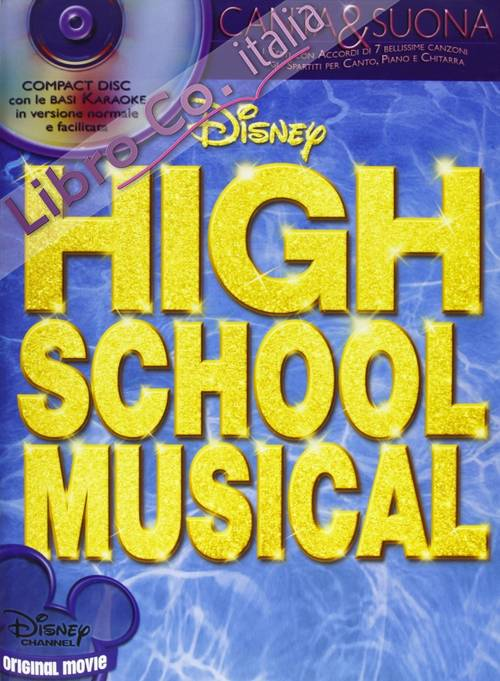 High School Musical. Con CD