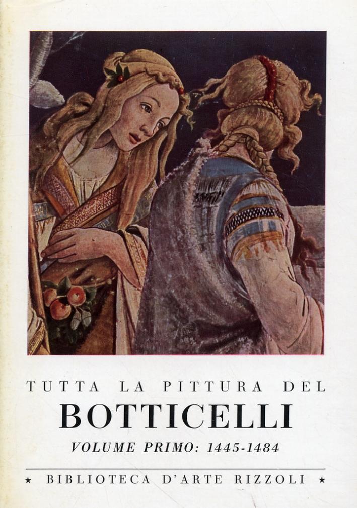 Tutta la pittura del Botticelli