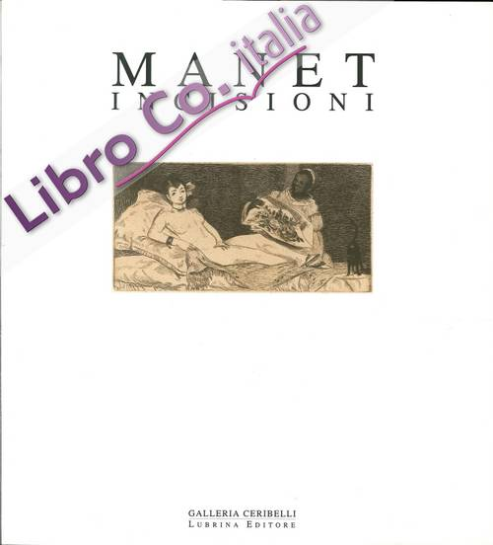 Manet. Incisioni. [Con DVD].