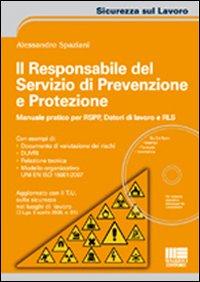 Responsabilità del servizio di prevenzione e protezione.