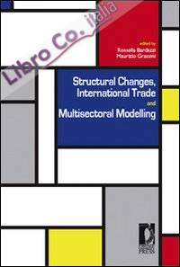 Structural changes, international trade and multisectoral modelling.