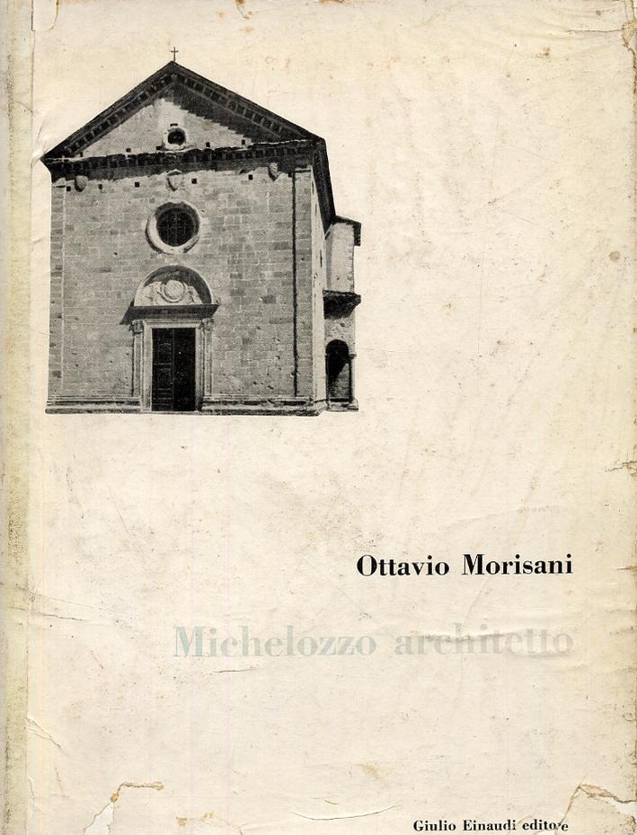 Michelozzo architetto.